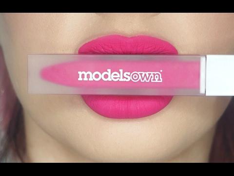 First impression: Models own - Makeup, rtěnky, laky | TMT