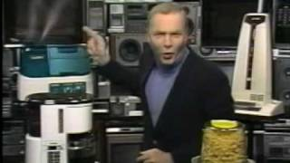 Crazy Eddie Commercials and Bloopers 1980