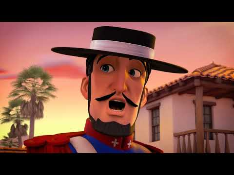 Zorro: the Chronicles Episode 25-Carte Blanche