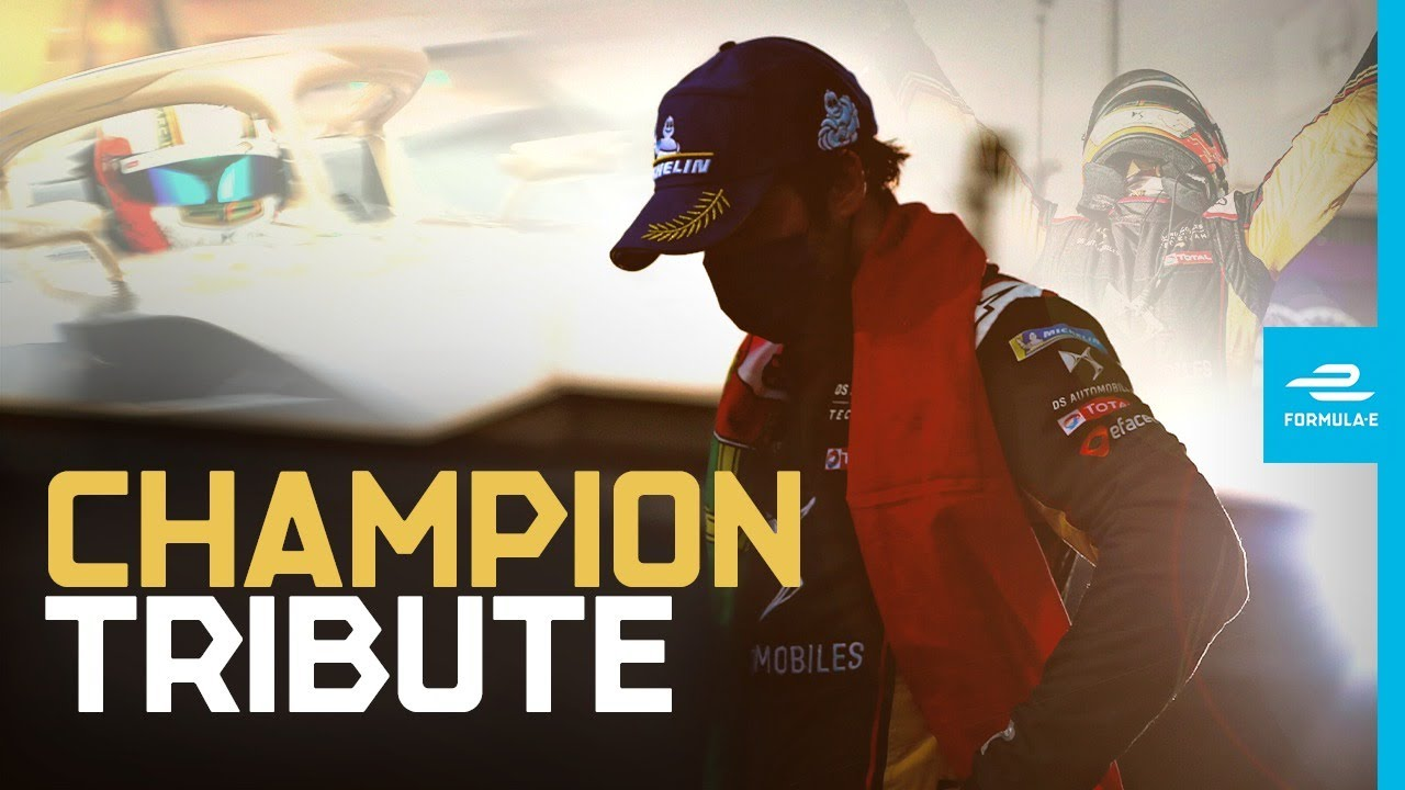 Nice Guys Finish FIRST! The Emotional Journey Of New Formula E Champion Antonio Felix da Costa