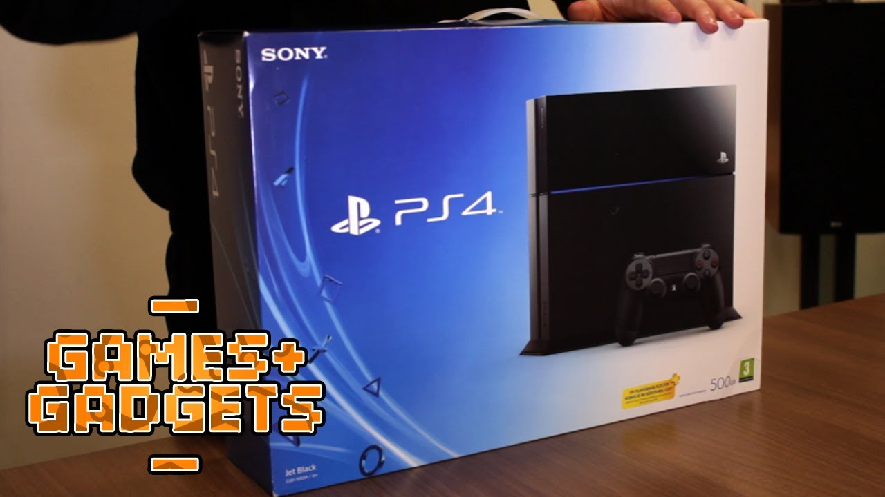 All Ps4 Launch Games : Ps unboxing all launch games sbtv gadgets