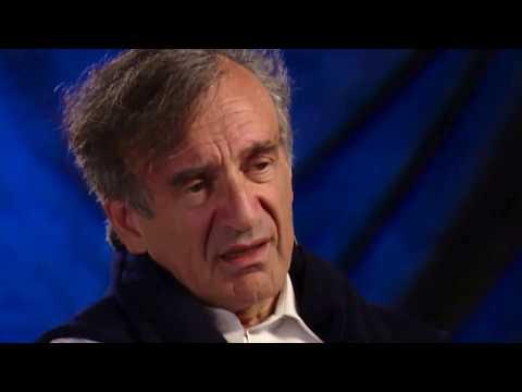 Elie Wiesel interview on Writing (1996)