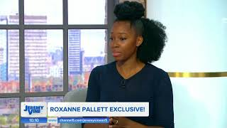 Celebrity Big Brother 2018 - Roxanne Pallett on Jeremy Vine - Jamelia says get help