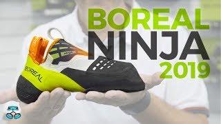 Boreal Ninja climbing shoe - 2019