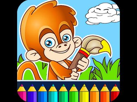 Раскраска Пеппы | Peppa Pig: Paintbox