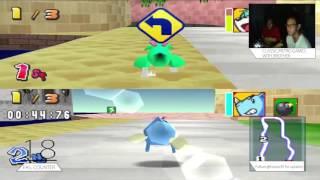 Classic Games With Bro | Bomberman Fantasy Race