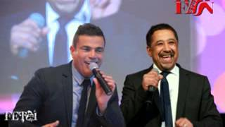 Amr Diab ft Cheb Khaled   Albi Khtarak