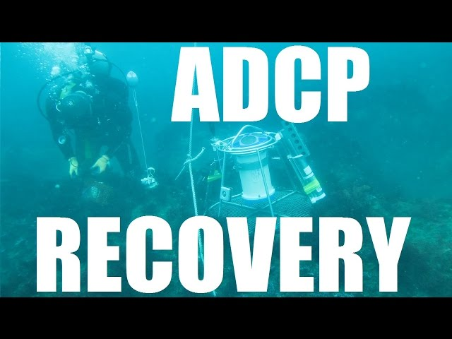 JEDI-System ADCP Recovery