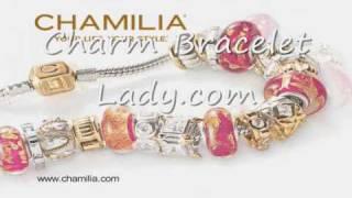 Chamilia Charms and Beads fit Pandora Troll Charm Bracelet Lady dot com