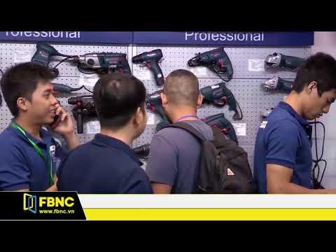FBNC - KHAI MẠC ĐỒNG THỜI VIETNAM EXPO 2017 VÀ VIETNAM HARDWARE & HAND TOOLS EXPO 2017 TẠI TPHCM