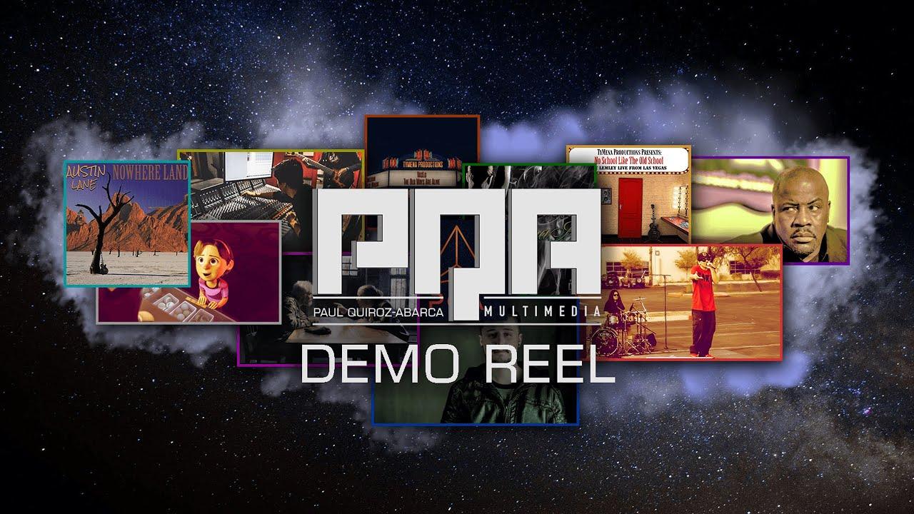 Download PQA Multimedia Demo Reel