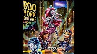 Мультфильм Школа монстров - Бу-Йорк, Бу-Йорк / Monster High - Boo York, Boo York (2015)