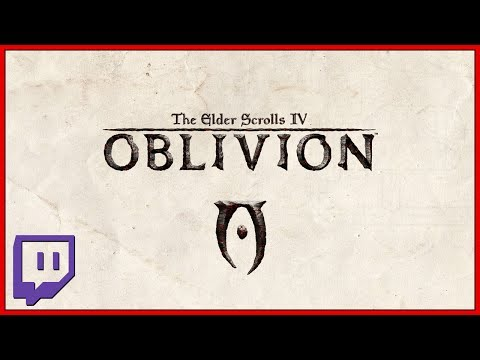 Please Don't Crash! - Oblivion Modded (LIVE)