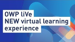 OWP liVe – IMD's latest program designed to supercharge your talent