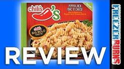 Chili's Pepper Jack Mac 'n' Cheese Video Review: Freezerburns (Ep670)