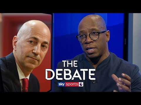 Arsenal legend Ian Wright gives his honest opinion on Ivan Gazidis | The Debate | Wright & Bellamy