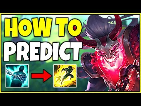 How to Predict the Enemy Flash | Support School - League of Legends