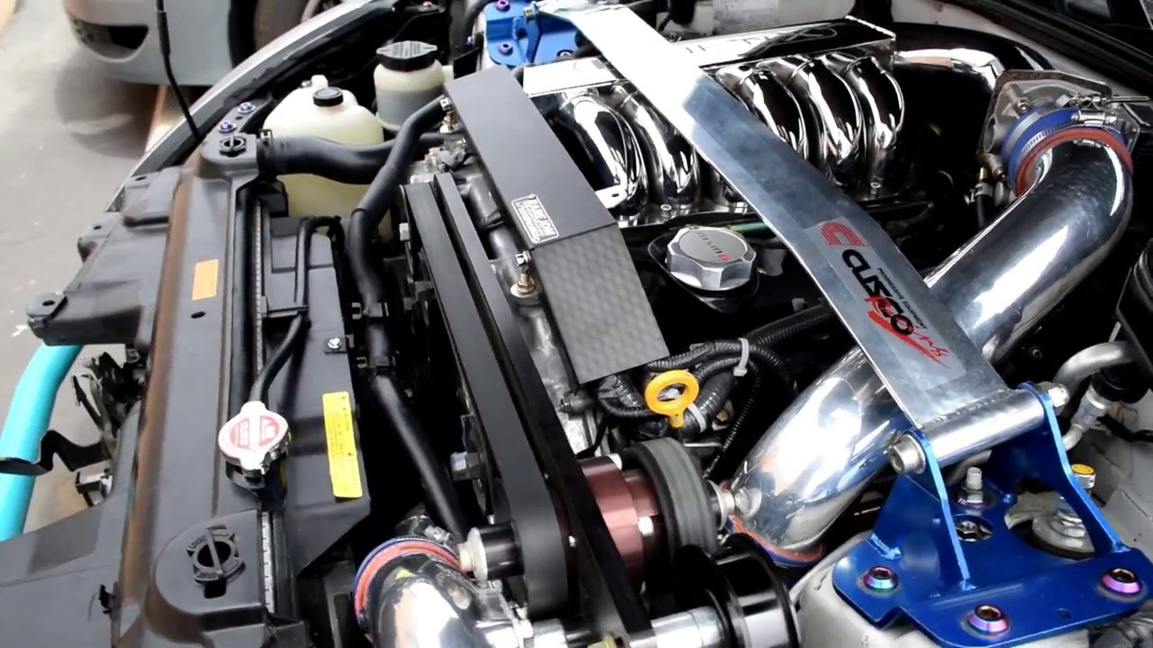 How to Install Kiix Intake Manifold on the    350z     YouTube