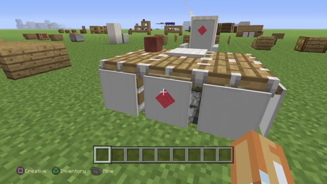50 Minecraft Furniture Ideas