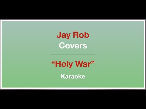 Holy War - Alicia Keys  - Karaoke