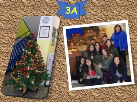 Aspettando il Natale  scuola media Malvito 2017  seconda parte