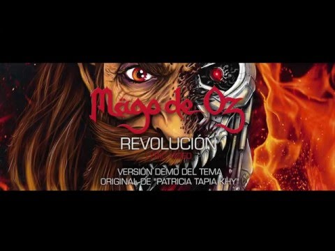 Mägo de oz - Revolución (Lyric Video)