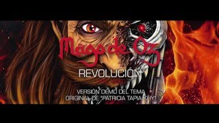 Mägo de oz - Revolución (Lyric Video)
