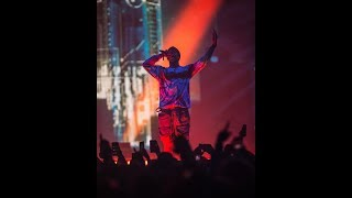 Travis Scott - CAN'T SAY & YOSEMITE | LIVE @ Rolling Loud Miami 2018