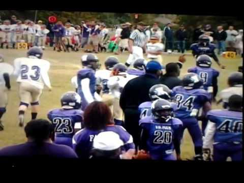 12 year old Bo Jackson runs over Bosworth!