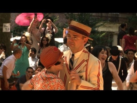 New Yorkers Step Back In Time For Jazz Age Lawn Party