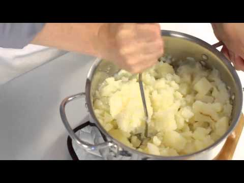 Potato 101: Making Mashed Potatoes