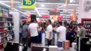 Live Boomdabash Sunshine Reggae Auchan Mesagne (BR
