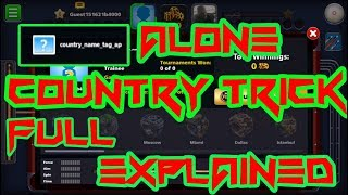 alone country-alone country trick full explained-sai coolgamer