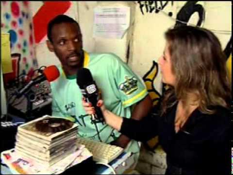 1º parte Tv Câmera na radio Santa Marta