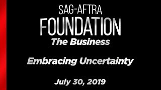 The Business: Embracing Uncertainty