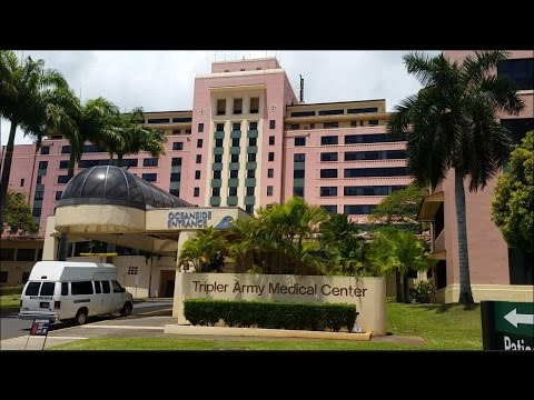 In the Tripler Army Medical Center - 13500 lépés az-az kb ...