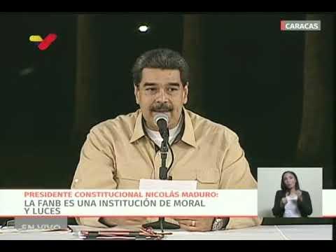 El presidente Nicolás Maduro ante la muerte de Juan Vicente Torrealba