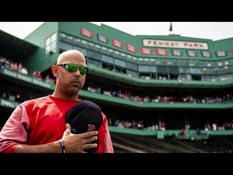 Someone you should know: Red Sox Manager Alex Cora