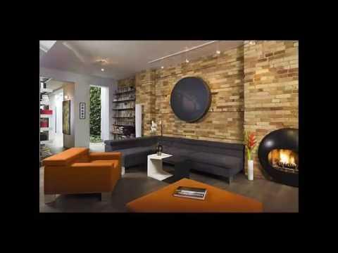 diseño de interiores de casas modernas - YouTube on Interiores De Casas Modernas  id=42765