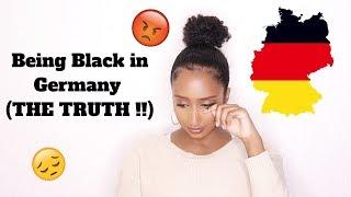 RACISM IN GERMANY | BEING BLACK IN GERMANY |