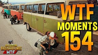 PUBG WTF Funny Moments Highlights Ep 154 (playerunknown's battlegrounds Plays)