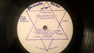 Cobra - Hear Say - Dennis Star LP (Bandelero Riddim)