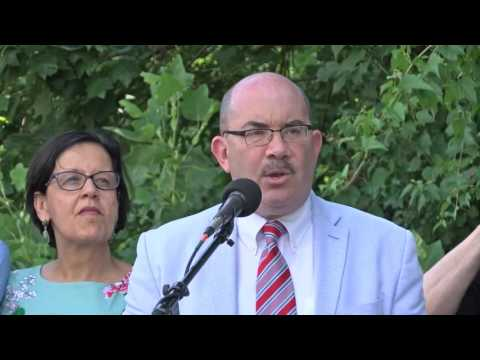 Leventhal Announces County Executive Candidacy
