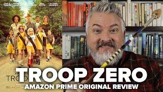 Troop Zero (2020) Amazon Prime Original Movie Review