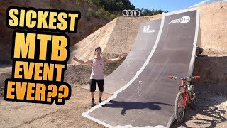 IS THIS THE SICKEST MTB EVENT EVER?