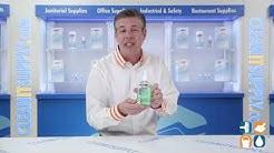 Purell Instant Hand Sanitizer w/Aloe, 12-oz. Pump Bottle
