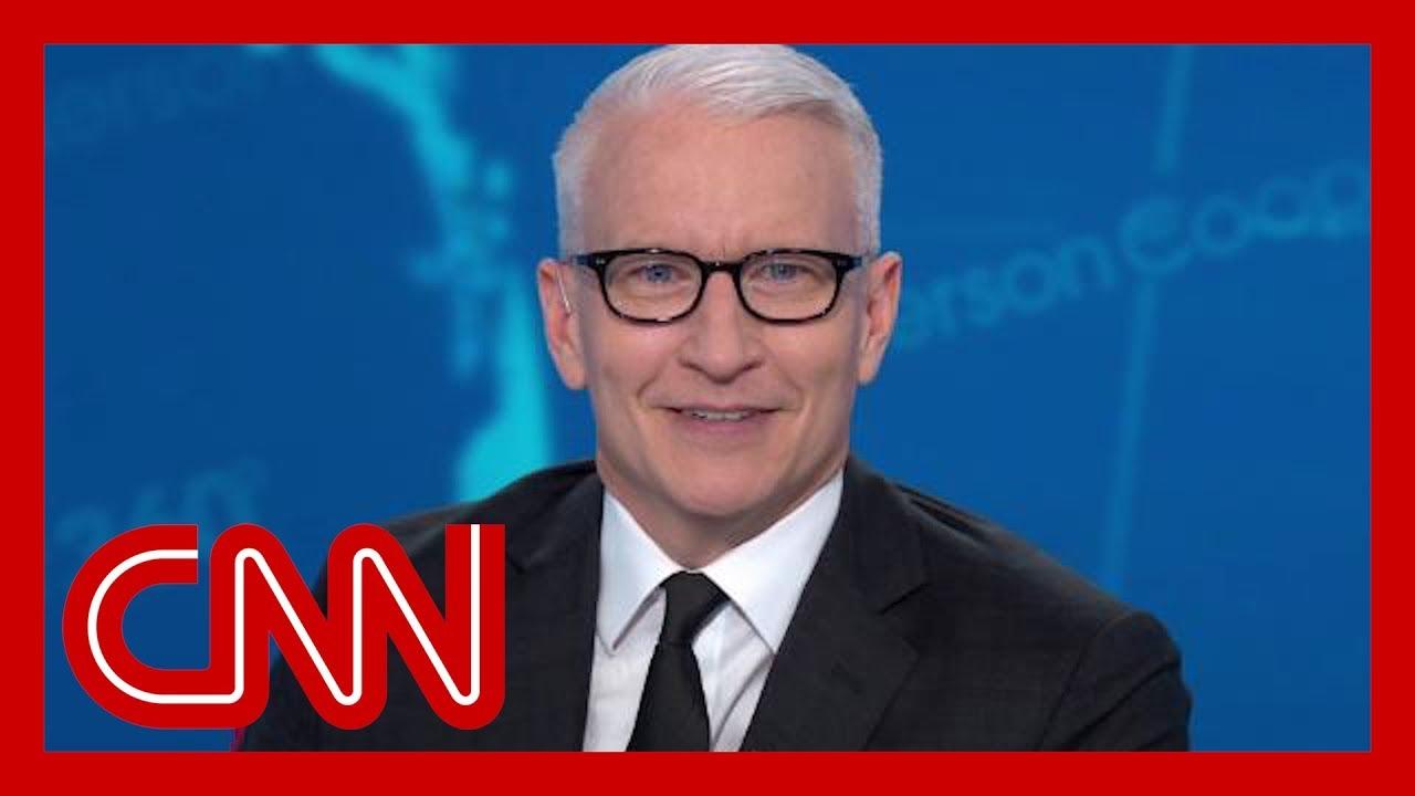 CNN:Anderson Cooper mocks Fox News host's 'trolley to hell'