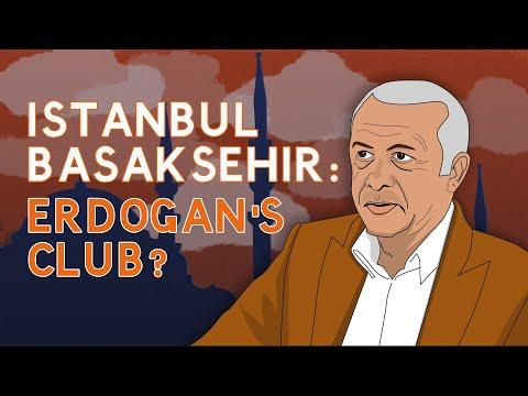İstanbul Başakşehir: Erdogan's club?