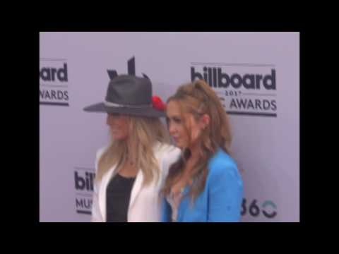 2017 BILLBOARD MUSIC AWARDS celebrity red carpet LAS VEGAS