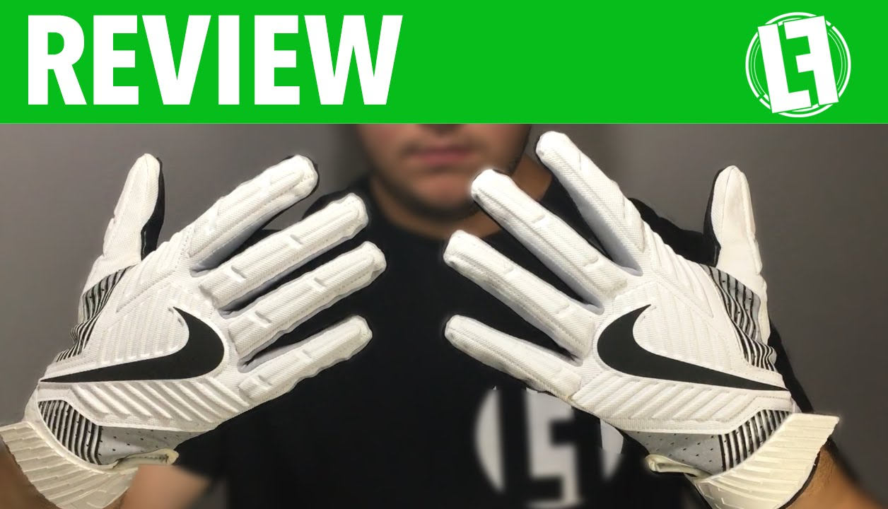 Review   Nike Dtack 5 Gloves - YouTube
